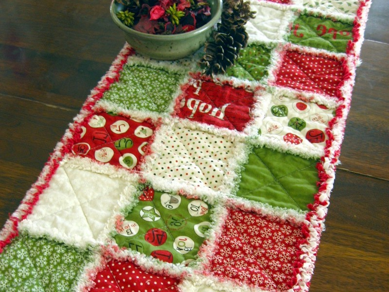 Crochet Holiday Table Runners