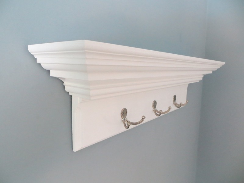 Crown Moulding Shelf
