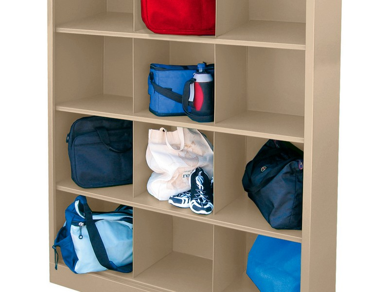 Cubby Hole Shelves