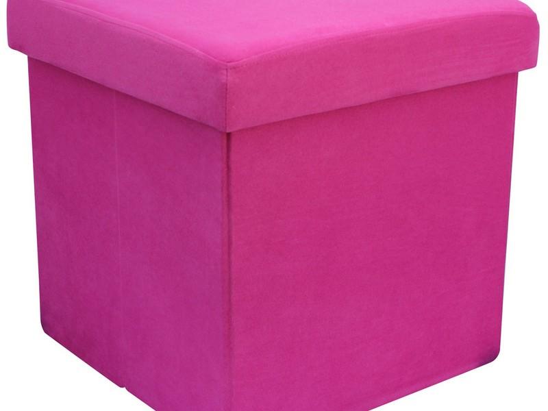 Cube Storage Ottoman