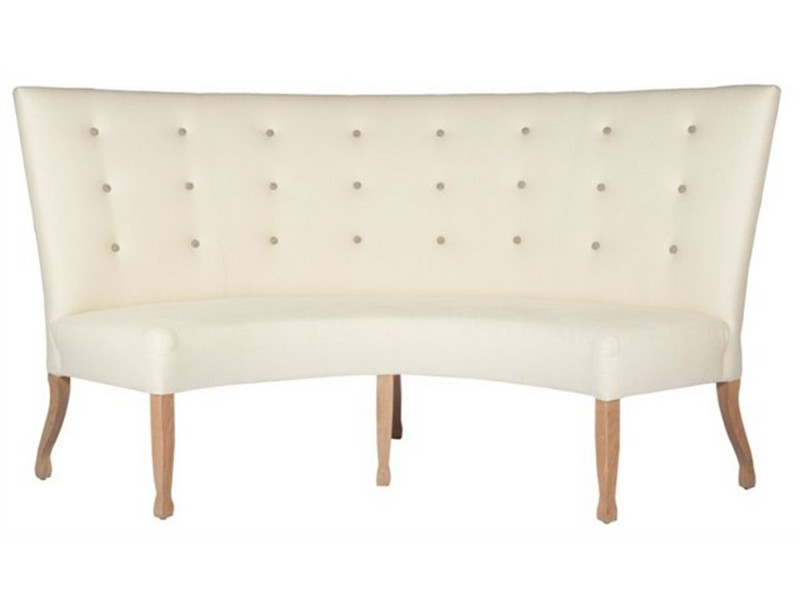 Curved Dining Banquette