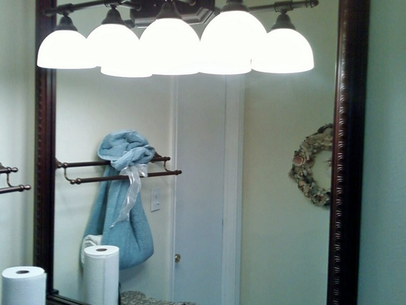 Custom Bathroom Mirrors Sydney