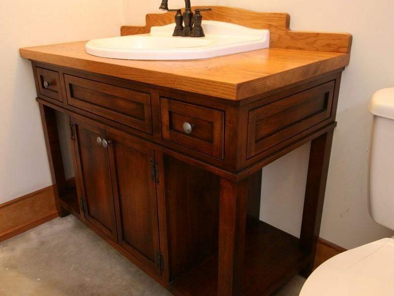 Custom Bathroom Sinks And Vanities