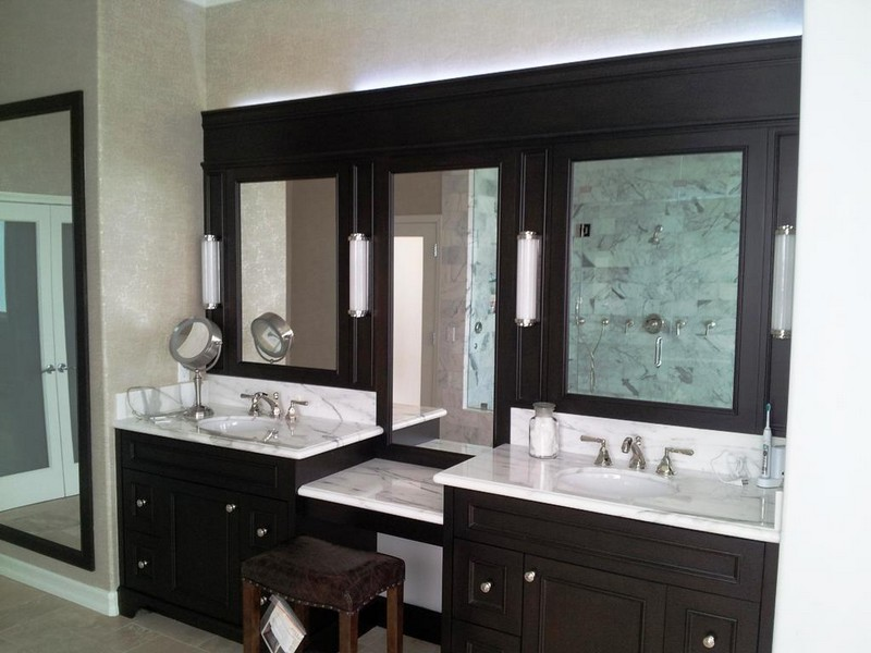 Custom Bathroom Vanity Home Depot