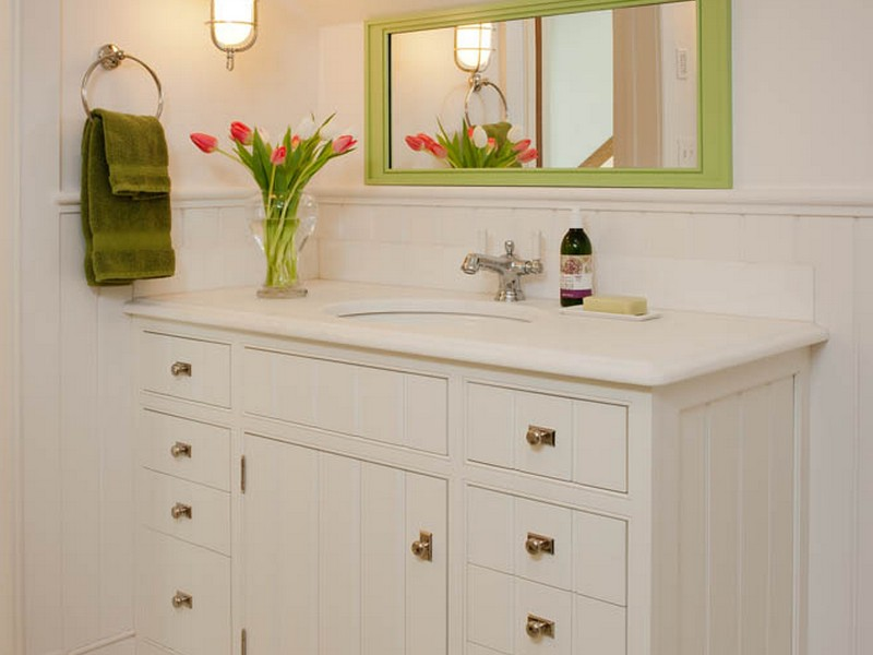 Custom Bathroom Vanity Ideas