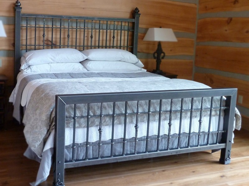 Custom Bed Frames In Metal