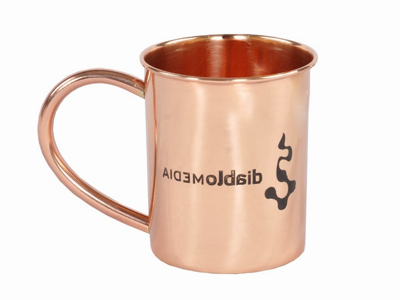 Custom Copper Mugs Denver Co