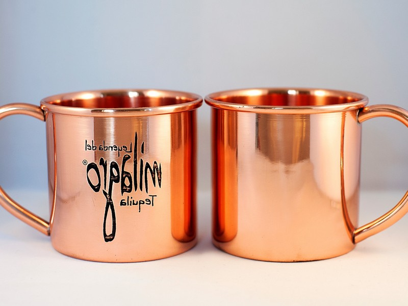 Custom Copper Mugs Denver