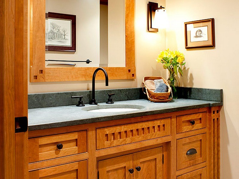Custom Made Bathroom Vanities Los Angeles