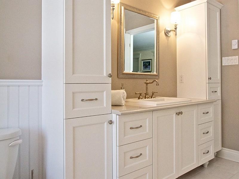 Custom Made Bathroom Vanities Montreal