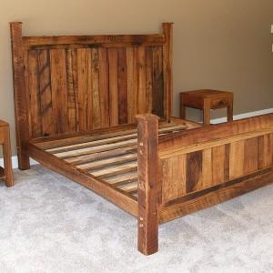 Custom Made Bed Frames