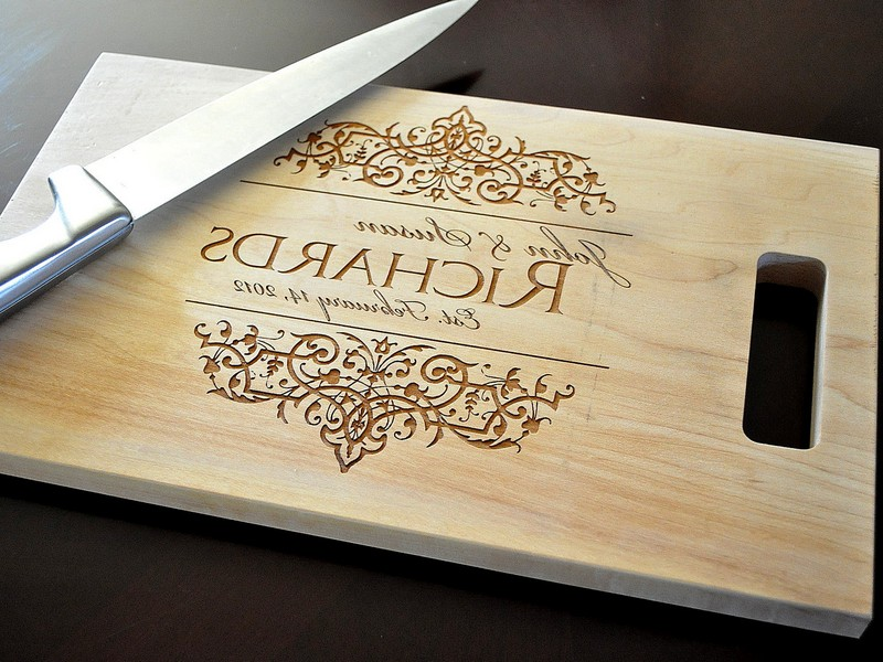 Customized Cutting Board Canada