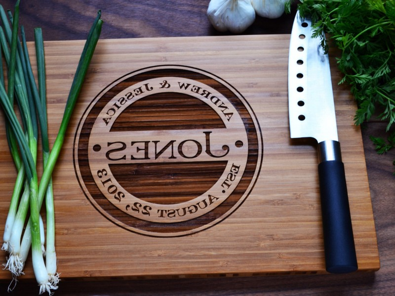 Customized Cutting Board Etsy