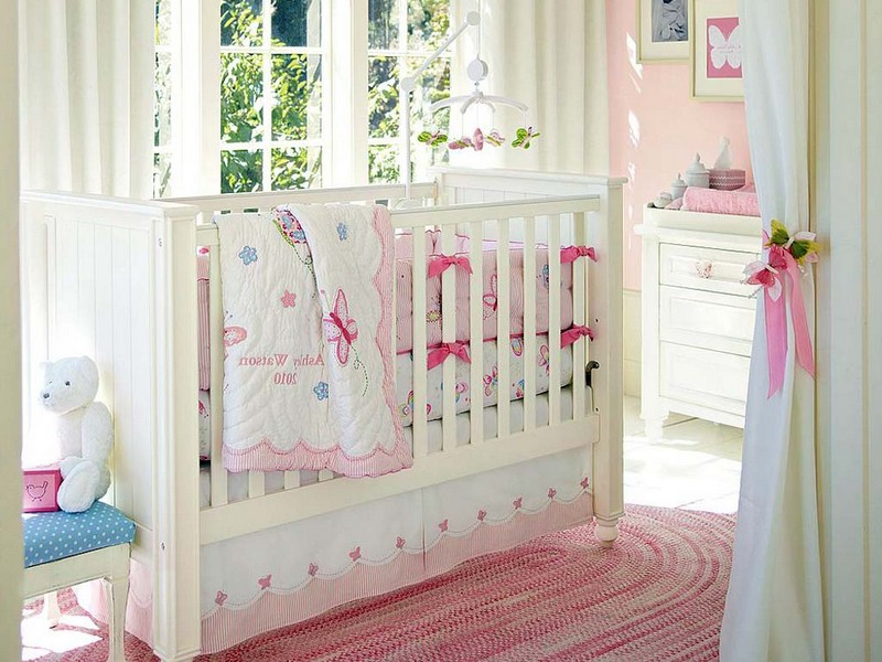 Cute Baby Girl Rugs