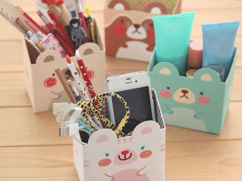 Cute Diy Desk Accessories