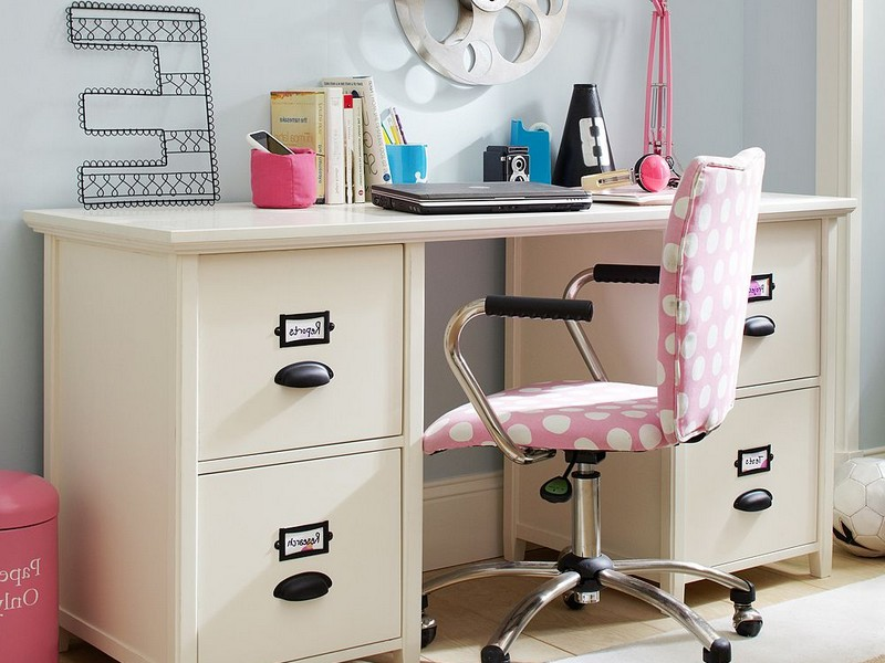 Cute Girl Desk Accessories