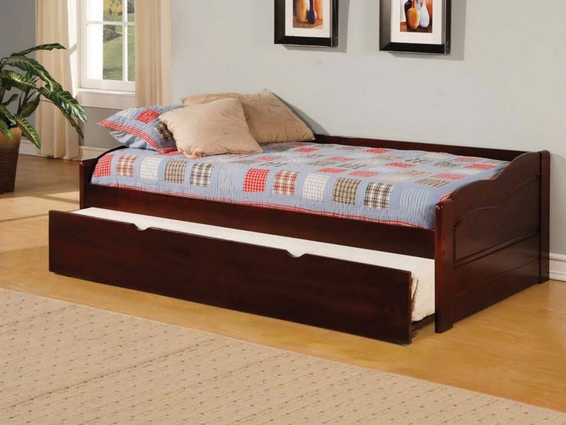 Daybed With Trundle For Kids
