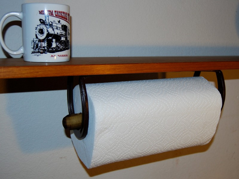 Decorative Bathroom Paper Towel Holder