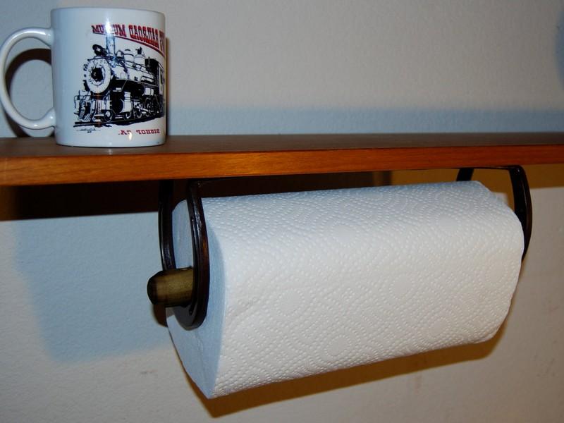 Decorative Bathroom Paper Towel Holder