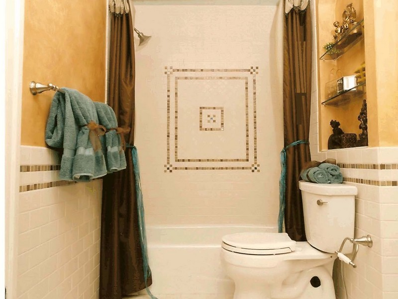 Decorative Bathroom Towels Ideas