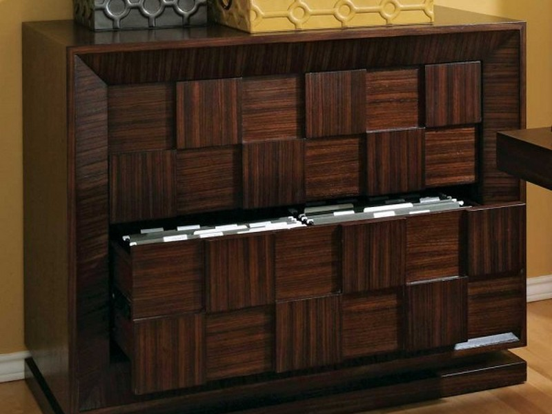 Decorative Filing Cabinets