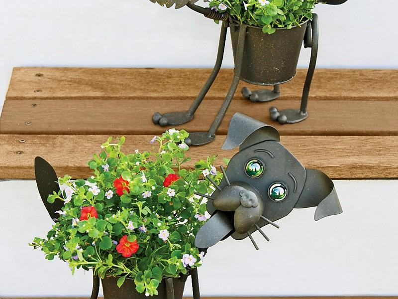 Decorative Indoor Planters