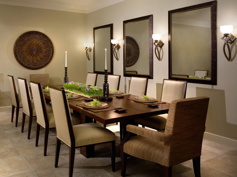 Decorative Mirrors For Dining Room Walls