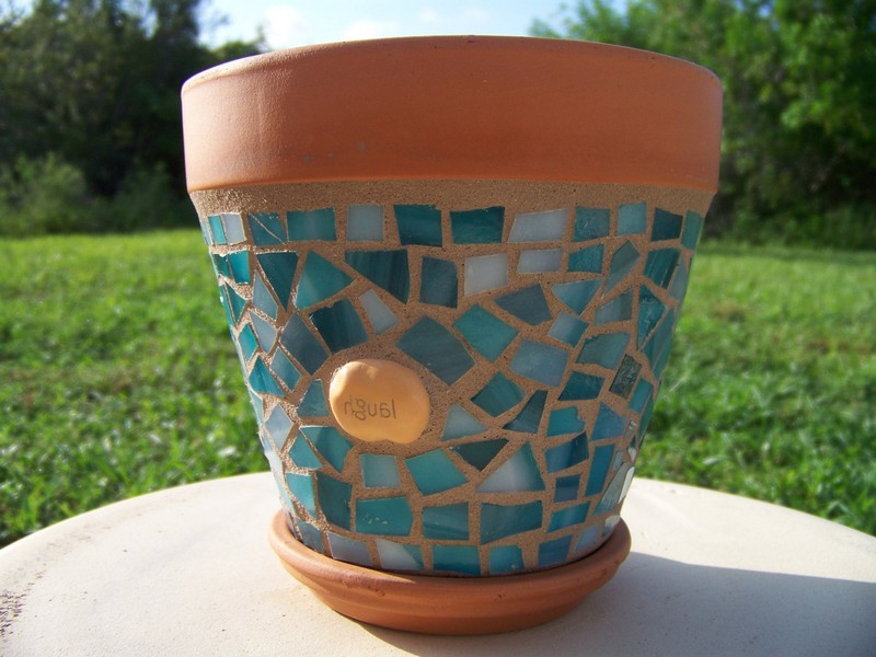 Decorative Outdoor Planters Pots