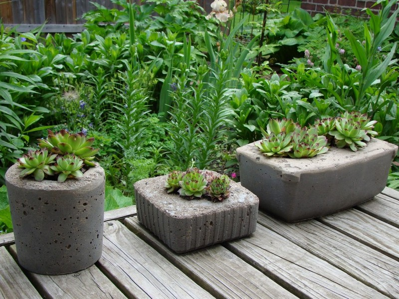 Decorative Outdoor Planters