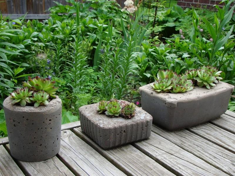 Decorative Outdoor Planters