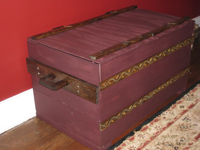 Decorative Storage Trunks And Chests