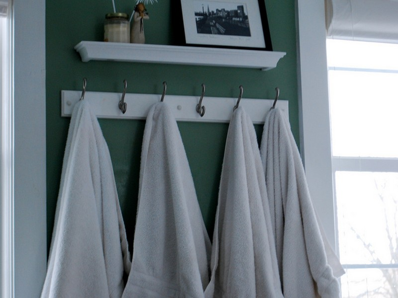 Decorative Towel Hooks