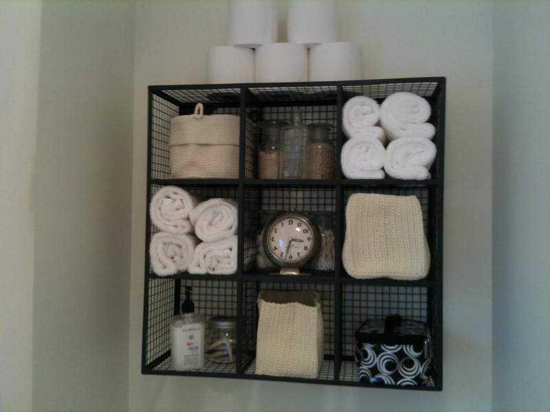 Decorative Towel Racks For Bathrooms