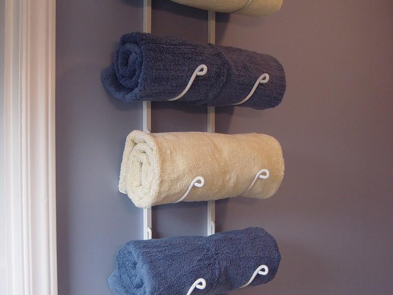 Decorative Towel Racks