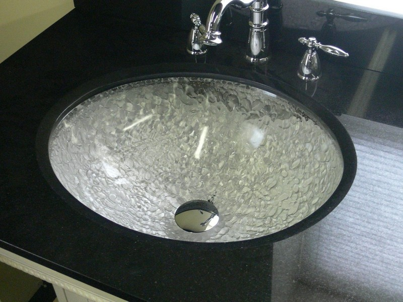 Decorative Undermount Bathroom Sinks