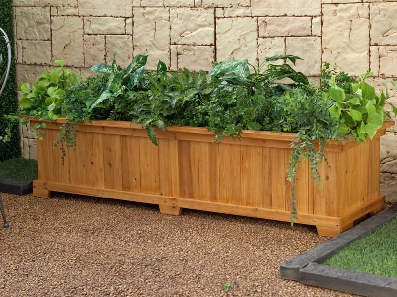 Decorative Wall Planters Outdoor - Decorative Outdoor Planters Home Design Ideas