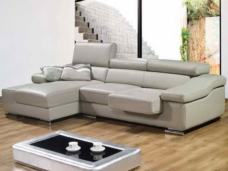 Deep Comfy Sectional Sofa