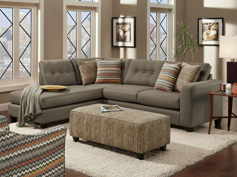 Deep Seated Sofa Sectional