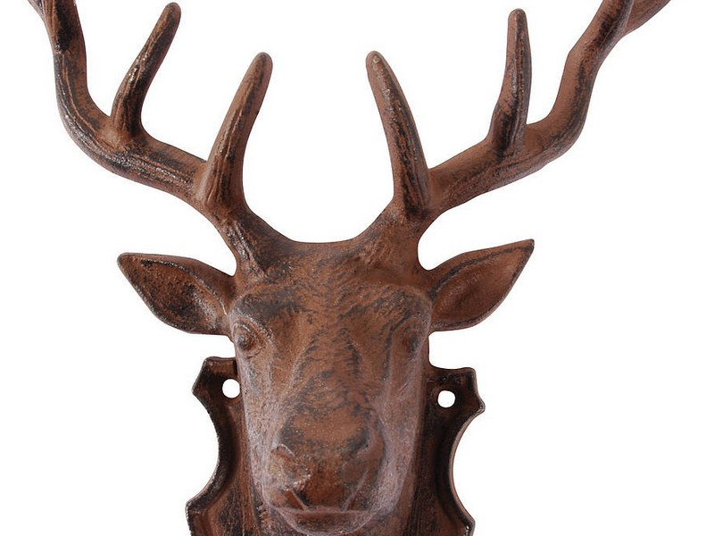Deer Head Wall Decor
