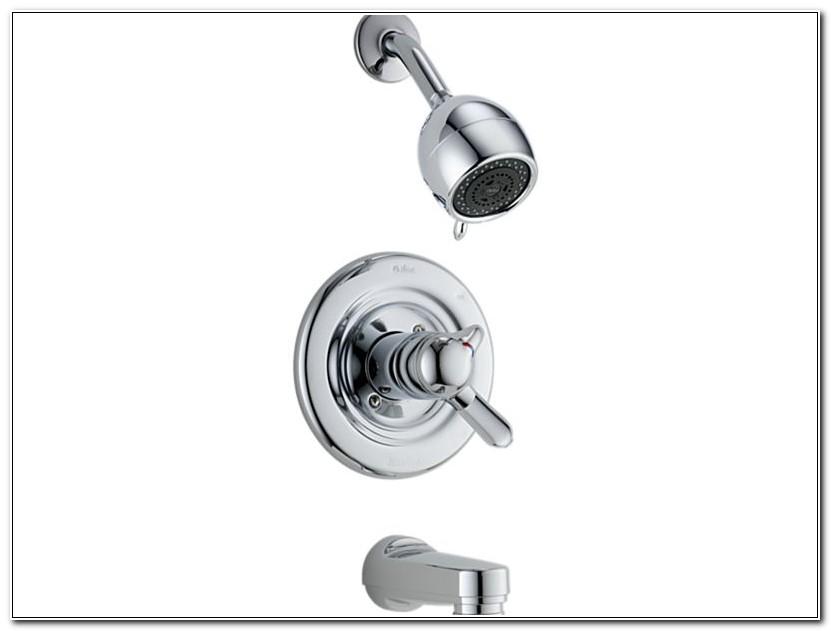 Delta Faucets Bathroom Shower