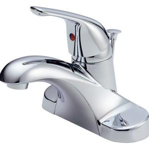 Delta Single Handle Bathroom Faucets