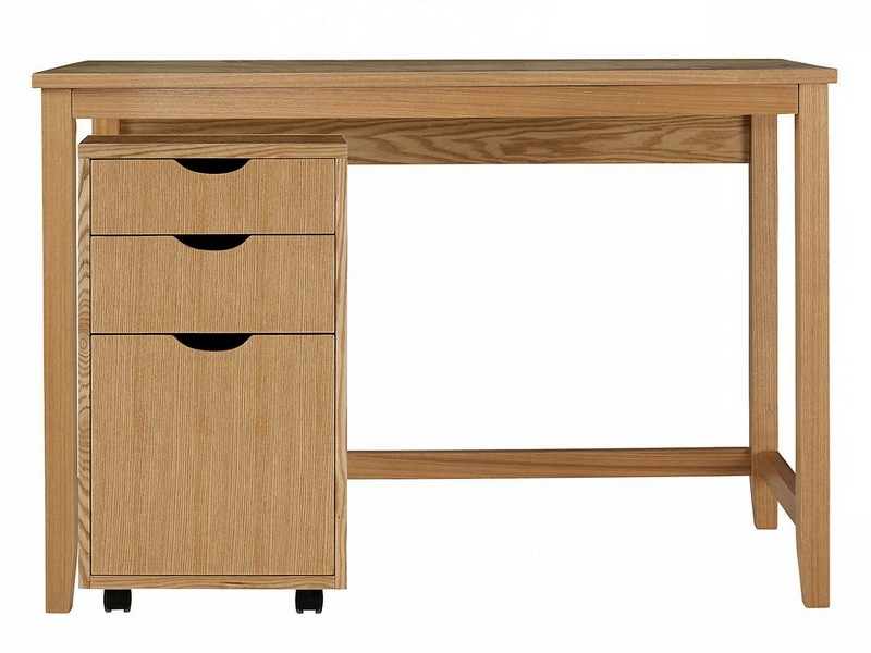 Desk And File Cabinet Combo