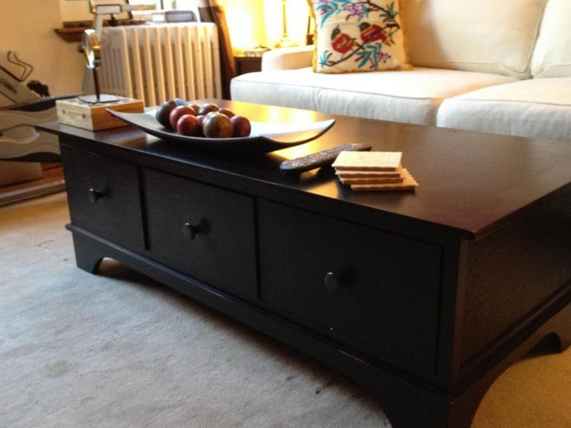 Discontinued Pottery Barn Coffee Tables