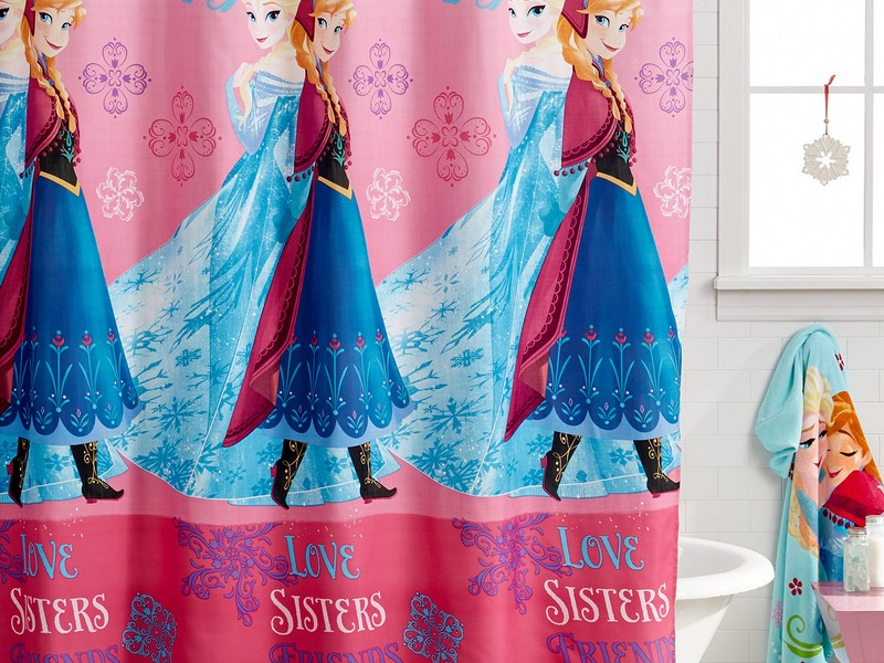 Disney Frozen Bathroom Decor