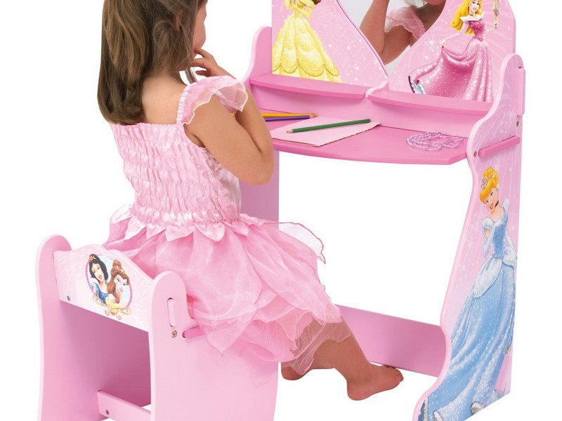 Disney Princess Vanity Table And Chair