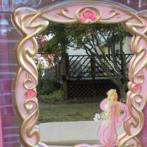 Disney Princess Wall Mirror