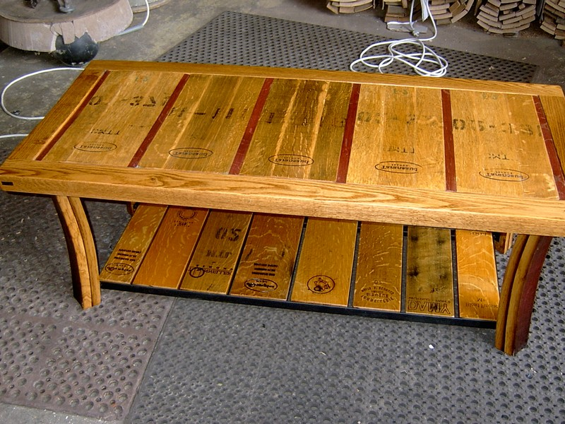 Display Case Coffee Table Plans