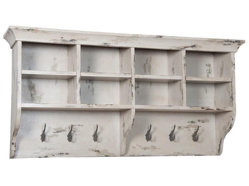 Distressed Wall Shelf