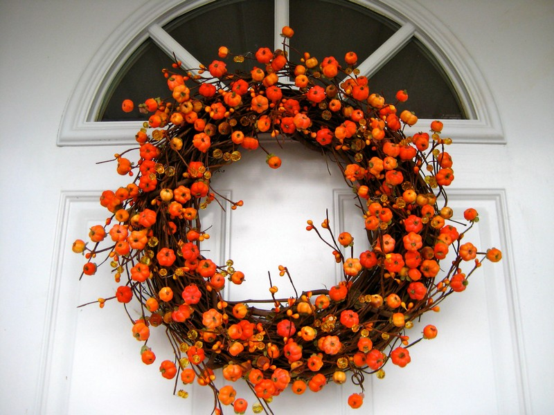 Diy Autumn Wreath Ideas