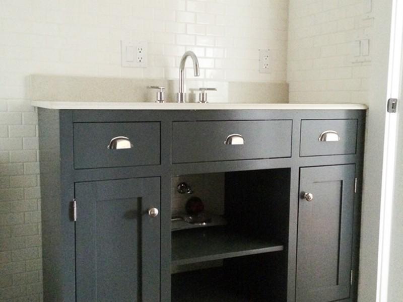 Diy Bathroom Cabinet Plans